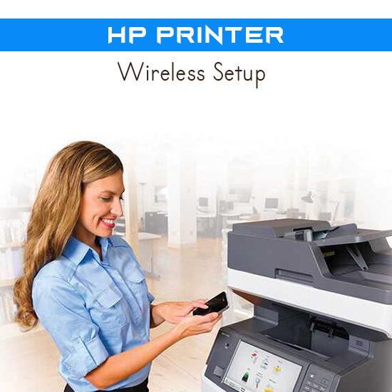 HP Printer Wireless Setup