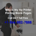 HP Printer Printing Blank Pages