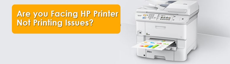 Are you facing hp printer not printing issues