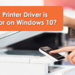 How to Fix HP Printer Driver is Unavailable on Windows 10?