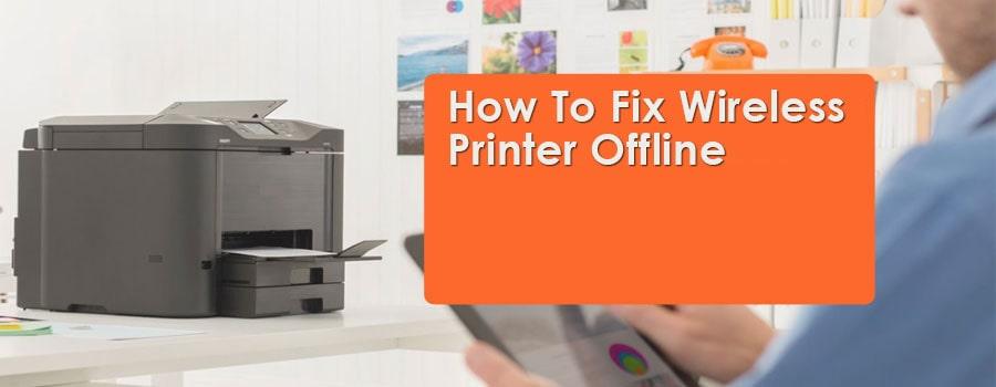 How-to-fix-hp-wireless-printer-offline