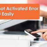 Fix HP Printer not Activated Error Code 30 Easily