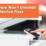 HP Printer Software Won't Uninstall: Try Some Effective Fixes