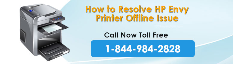 How to Resolve HP Envy Printer Offline Issue