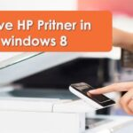 How to Resolve HP Printer in Error State Windows 8