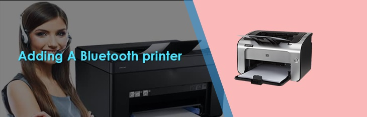 Adding A Bluetooth printer