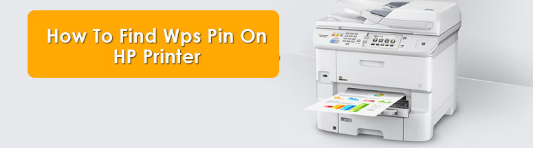 How To Find Wps Pin On HP Printer